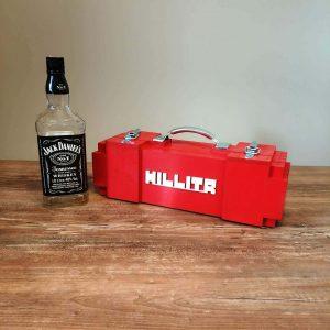 prezent skrzynka narzędziowa hillitr